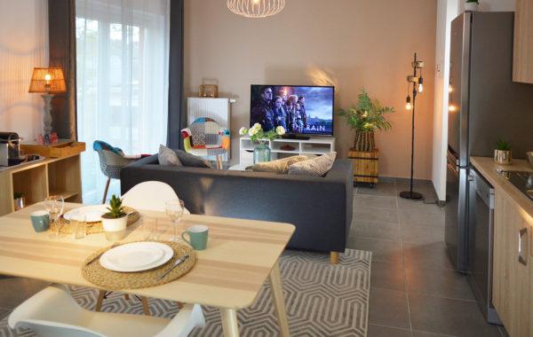 Appartements 1 chambre à Gosselies (Charleroi)
